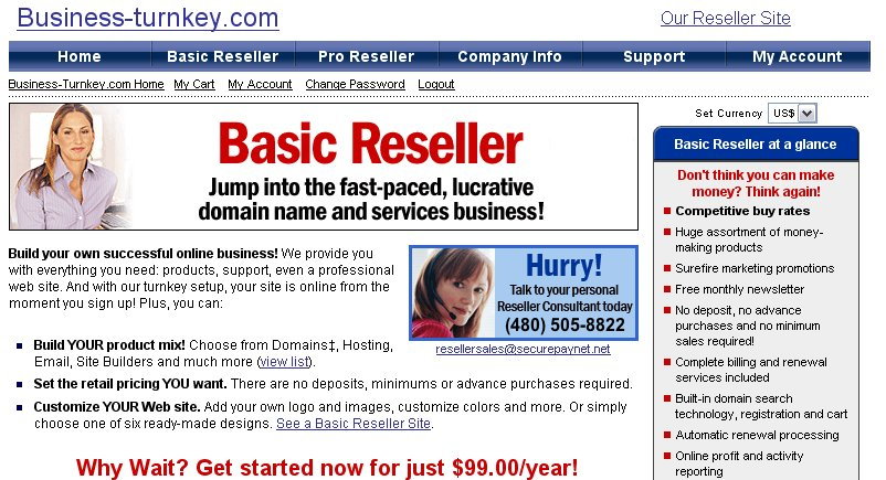 Get Your Own Internet Business